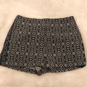 Urban Outfitters Brand Tribal High Wasted Shorts
